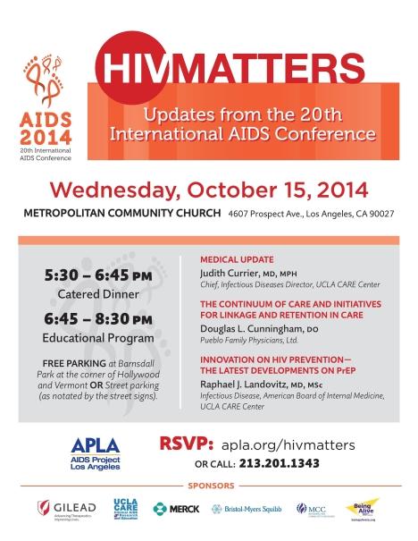 HIVmatters flyer jpeg